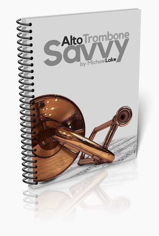 Alto bone Savvy book mock