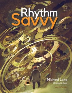 Rhythm Savvy book from altobone.com